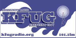 KFUG Bumper Sticker designed by our own 408er!